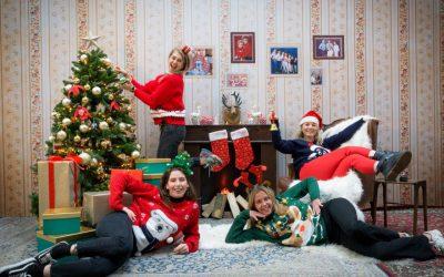 Kerst met Stick to the Brand!